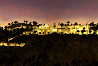 Sultan Fort Hotel, Muscat Oman